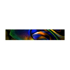 Light Texture Abstract Background Flano Scarf (mini)