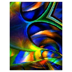 Light Texture Abstract Background Drawstring Bag (large)