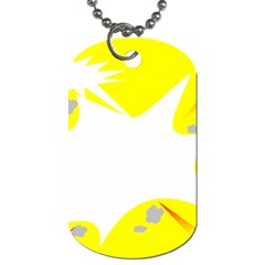 Mail Holyday Vacation Frame Dog Tag (one Side)