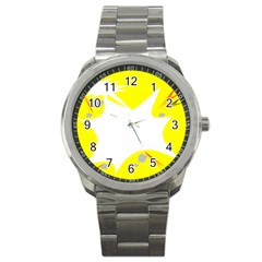 Mail Holyday Vacation Frame Sport Metal Watch
