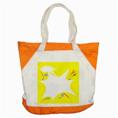 Mail Holyday Vacation Frame Accent Tote Bag
