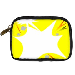 Mail Holyday Vacation Frame Digital Camera Cases