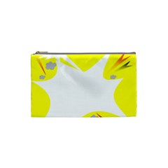 Mail Holyday Vacation Frame Cosmetic Bag (small)