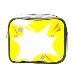 Mail Holyday Vacation Frame Mini Toiletries Bags
