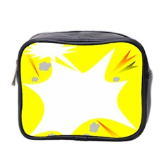 Mail Holyday Vacation Frame Mini Toiletries Bag 2 Side
