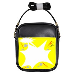 Mail Holyday Vacation Frame Girls Sling Bags
