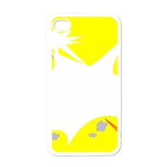 Mail Holyday Vacation Frame Apple Iphone 4 Case (white)