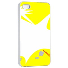 Mail Holyday Vacation Frame Apple Iphone 4/4s Seamless Case (white)