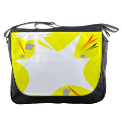 Mail Holyday Vacation Frame Messenger Bags