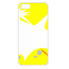 Mail Holyday Vacation Frame Apple Iphone 5 Seamless Case (white)