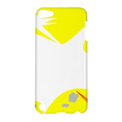 Mail Holyday Vacation Frame Apple Ipod Touch 5 Hardshell Case