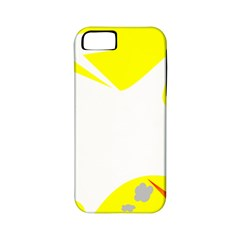 Mail Holyday Vacation Frame Apple Iphone 5 Classic Hardshell Case (pc+silicone)