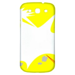 Mail Holyday Vacation Frame Samsung Galaxy S3 S Iii Classic Hardshell Back Case