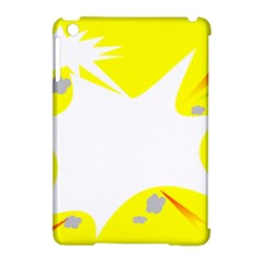 Mail Holyday Vacation Frame Apple Ipad Mini Hardshell Case (compatible With Smart Cover)