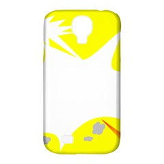 Mail Holyday Vacation Frame Samsung Galaxy S4 Classic Hardshell Case (pc+silicone)
