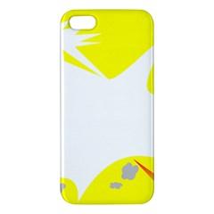 Mail Holyday Vacation Frame Iphone 5s/ Se Premium Hardshell Case