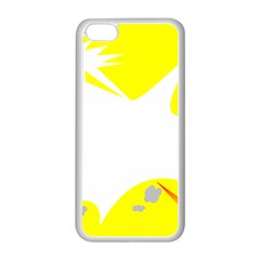 Mail Holyday Vacation Frame Apple Iphone 5c Seamless Case (white)