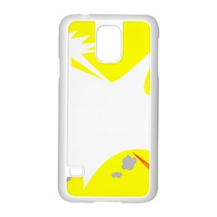 Mail Holyday Vacation Frame Samsung Galaxy S5 Case (white)