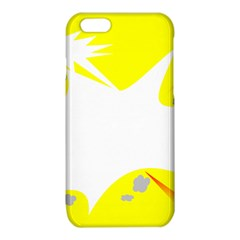 Mail Holyday Vacation Frame iPhone 6/6S TPU Case