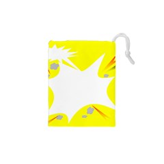 Mail Holyday Vacation Frame Drawstring Pouches (xs)