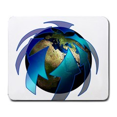 Migration Of The Peoples Escape Large Mousepads