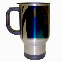 Migration Of The Peoples Escape Travel Mug (silver Gray)