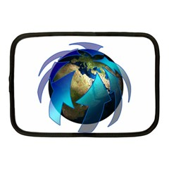 Migration Of The Peoples Escape Netbook Case (medium)