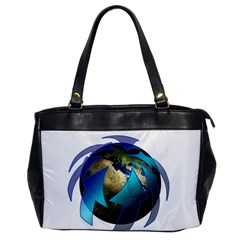 Migration Of The Peoples Escape Office Handbags