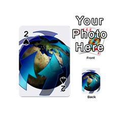 Migration Of The Peoples Escape Playing Cards 54 (Mini)