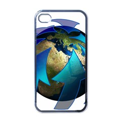 Migration Of The Peoples Escape Apple iPhone 4 Case (Black)