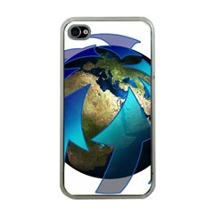 Migration Of The Peoples Escape Apple Iphone 4 Case (clear)