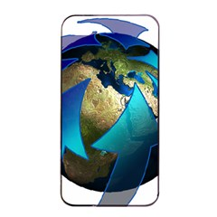 Migration Of The Peoples Escape Apple Iphone 4/4s Seamless Case (black)
