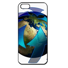 Migration Of The Peoples Escape Apple Iphone 5 Seamless Case (black)