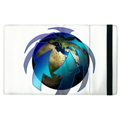 Migration Of The Peoples Escape Apple Ipad 3/4 Flip Case