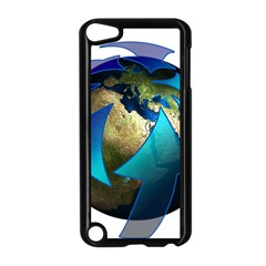 Migration Of The Peoples Escape Apple Ipod Touch 5 Case (black)