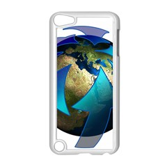 Migration Of The Peoples Escape Apple Ipod Touch 5 Case (white)