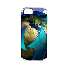 Migration Of The Peoples Escape Apple Iphone 5 Classic Hardshell Case (pc+silicone)