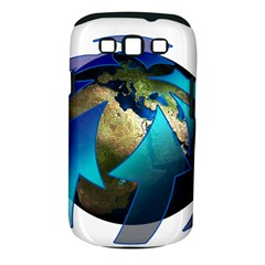 Migration Of The Peoples Escape Samsung Galaxy S Iii Classic Hardshell Case (pc+silicone)