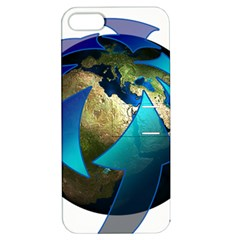 Migration Of The Peoples Escape Apple Iphone 5 Hardshell Case With Stand