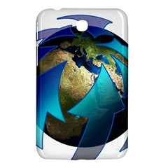 Migration Of The Peoples Escape Samsung Galaxy Tab 3 (7 ) P3200 Hardshell Case
