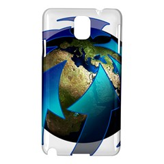 Migration Of The Peoples Escape Samsung Galaxy Note 3 N9005 Hardshell Case