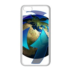 Migration Of The Peoples Escape Apple Iphone 5c Seamless Case (white)