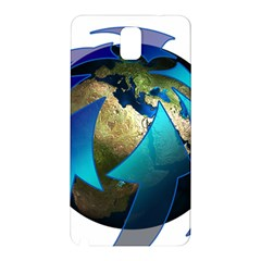 Migration Of The Peoples Escape Samsung Galaxy Note 3 N9005 Hardshell Back Case