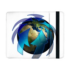 Migration Of The Peoples Escape Samsung Galaxy Tab Pro 8 4  Flip Case
