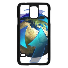 Migration Of The Peoples Escape Samsung Galaxy S5 Case (black)