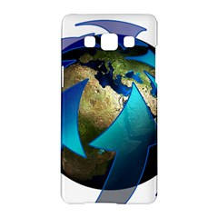 Migration Of The Peoples Escape Samsung Galaxy A5 Hardshell Case
