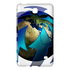 Migration Of The Peoples Escape Samsung Galaxy Tab 4 (8 ) Hardshell Case