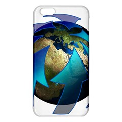 Migration Of The Peoples Escape Iphone 6 Plus/6s Plus Tpu Case