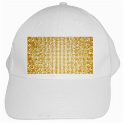 Pattern Abstract Background White Cap