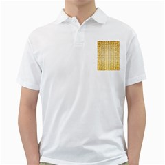 Pattern Abstract Background Golf Shirts
